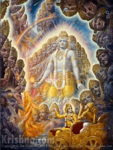 Vishnu in the Mahabharata